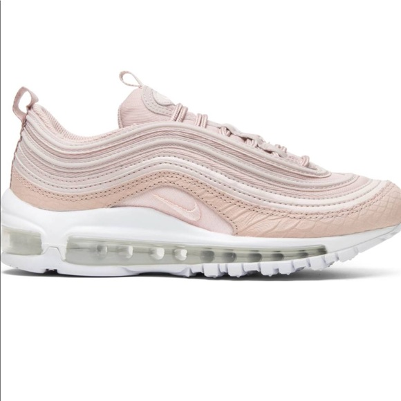 Women Air Max 97 Pink Snakeskin